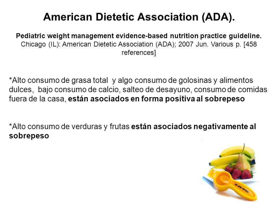 Los niños de menos de 2 años no deben seguir dietas de bajo contenido de grasas.