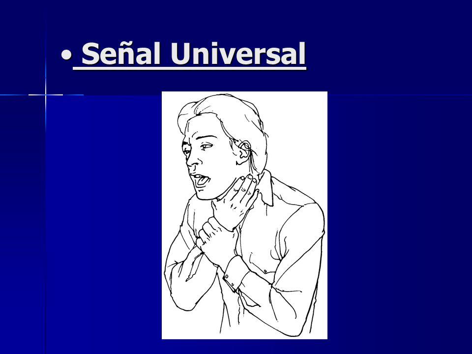 Señal Universal Señal Universal