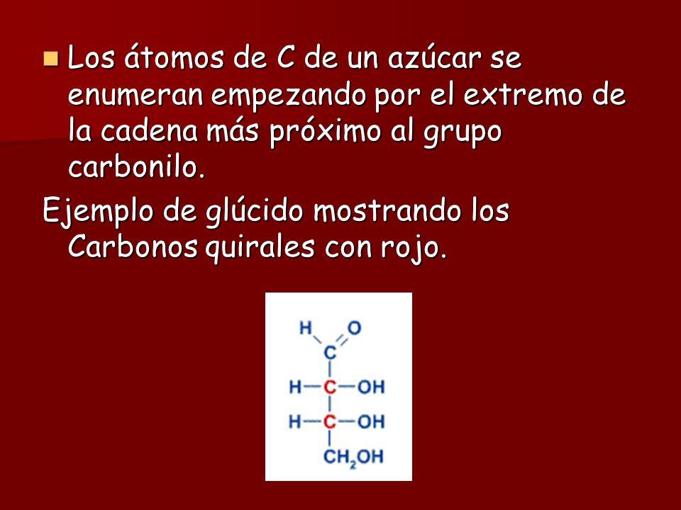 Una molécula con n centros quirales puede tener 2 isómeros. Una molécula con n centros quirales puede tener 2 isómeros. Por ejemplo, el gliceraldehído