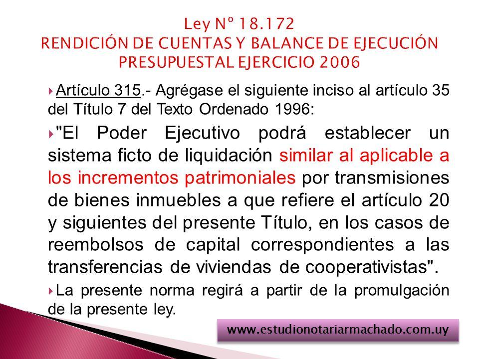 REMANENTES PRODUCIDA LA DISOLUCIÓN Y LIQUIDACIÓN Artículo 97.