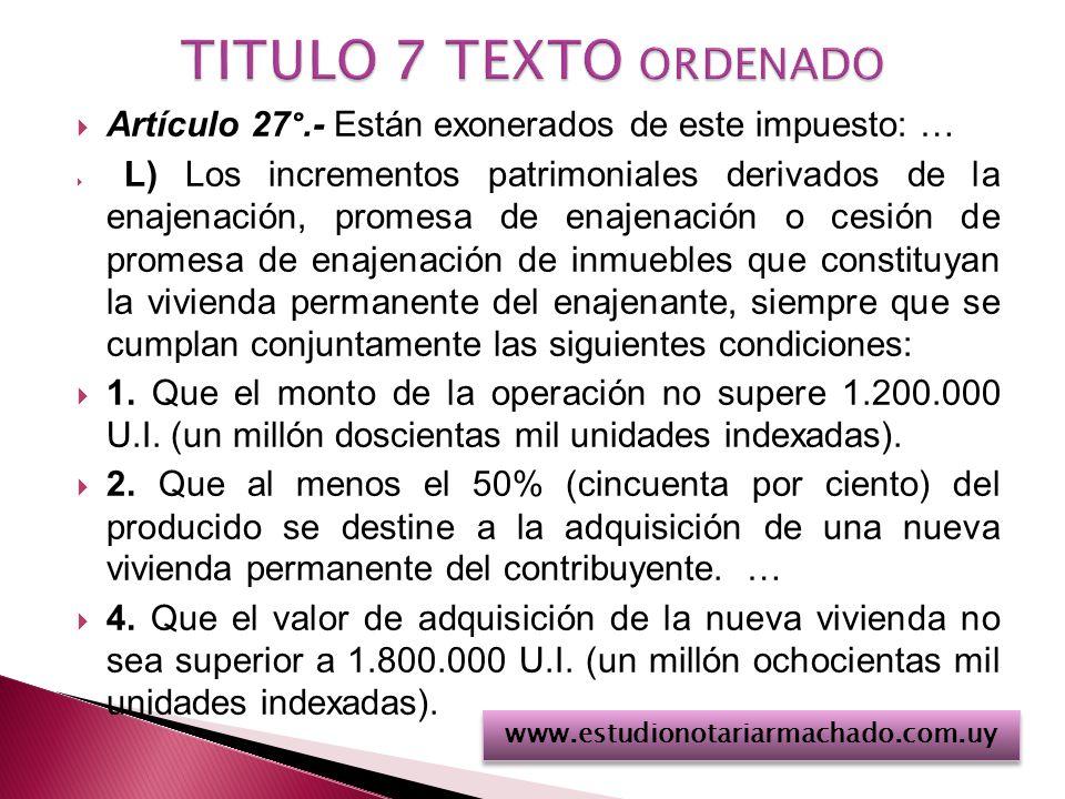de los socios Artículo 122.