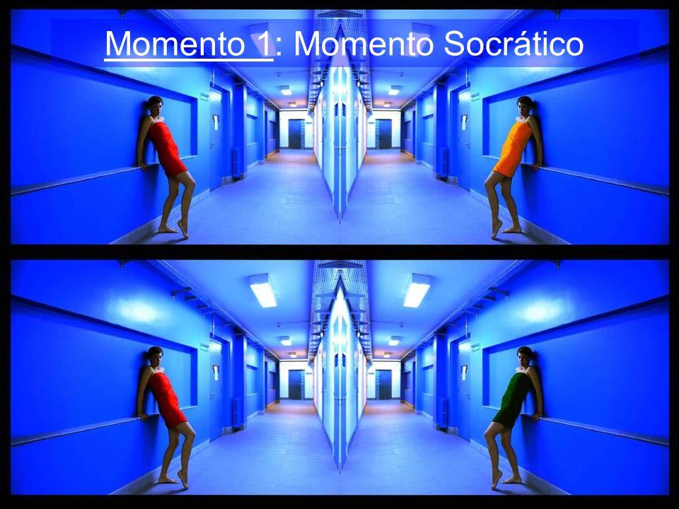 Momento 1: Momento Socrático