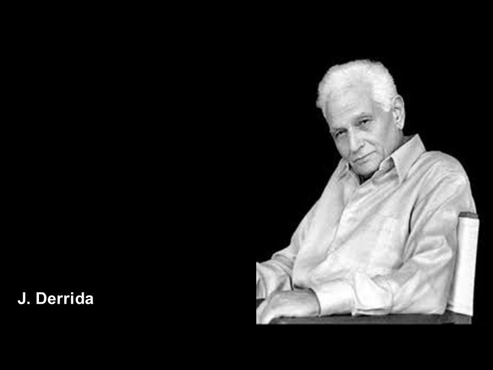 J. Derrida
