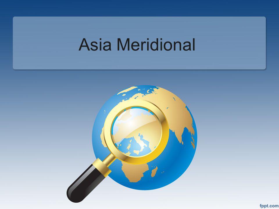 Rasgos generales Comprende una región constituida por el subcontinente indio, donde políticamente conviven los estados de India, Pakistán y Bangladesh, y los reinos de Nepal y Bhután a nivel continental y las islas de Sri Lanka (ex Ceilán) y el archipiélago de las MaldivasIndia, Pakistán y Bangladesh Esta región posee una unidad mas geográfica que política, por la diversidad de estados existente y por que geográficamente es una unidad estructural fruto de la evolución tectónica que tuvo.