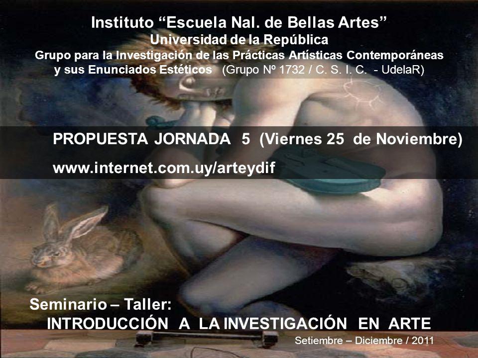 Instituto Escuela Nal.