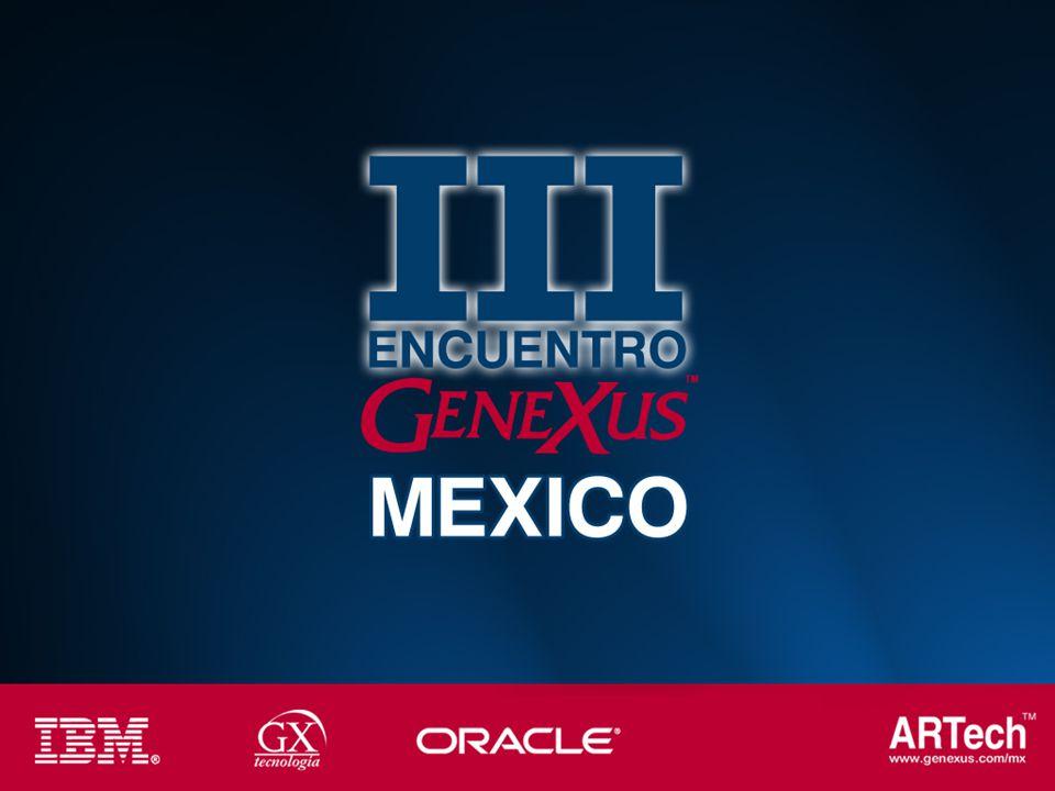 Carolina Torrado ARTech México ctorrado@artech.com.uy GXportal: Integrando aplicaciones a la Web