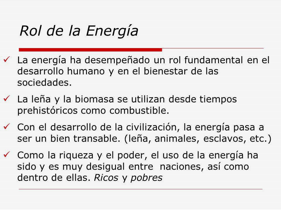 Fuentes de Energía para Calefacción (% hogares) Fuente: Instituto Nacional de Estadísticas año 2006