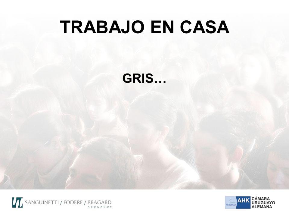 TRABAJO EN CASA GRIS…