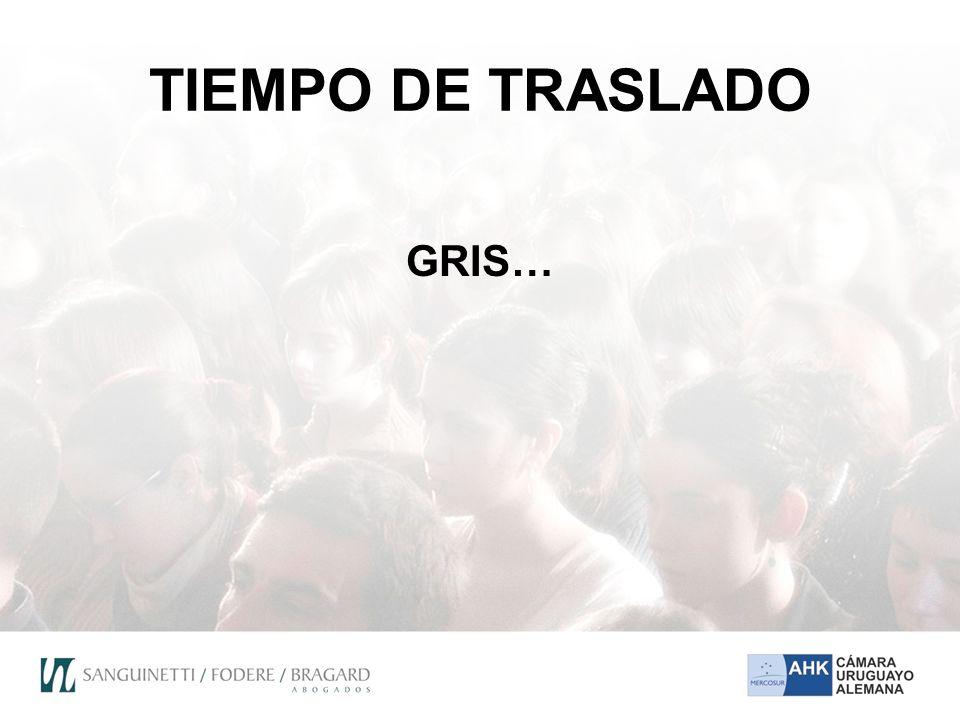 TIEMPO DE TRASLADO GRIS…