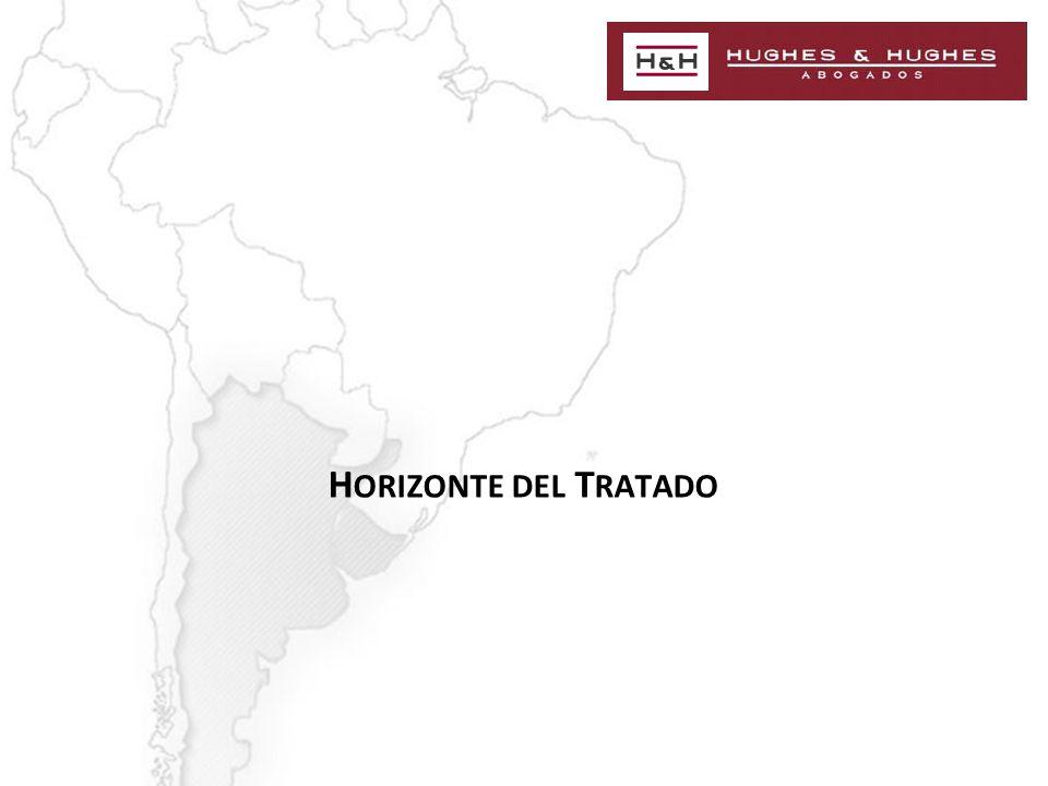 H ORIZONTE DEL T RATADO