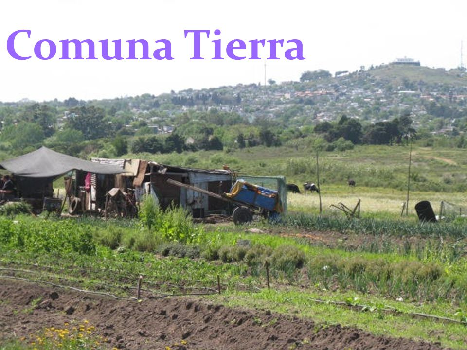 Comuna Tierra