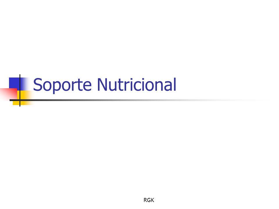 RGK Soporte Nutricional