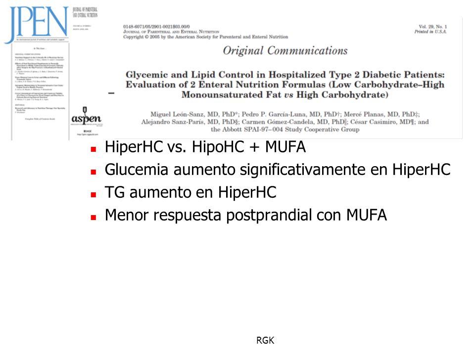 RGK HiperHC vs.