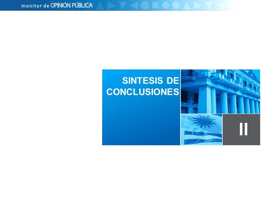 SINTESIS DE CONCLUSIONES II