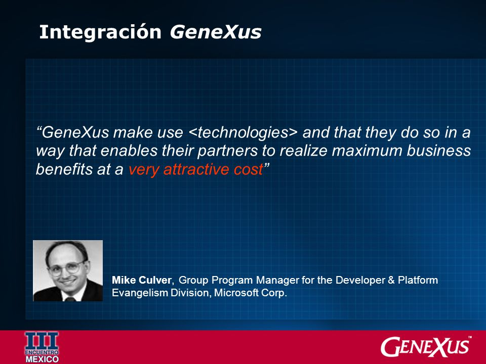 Integración GeneXus-SAP Proxy