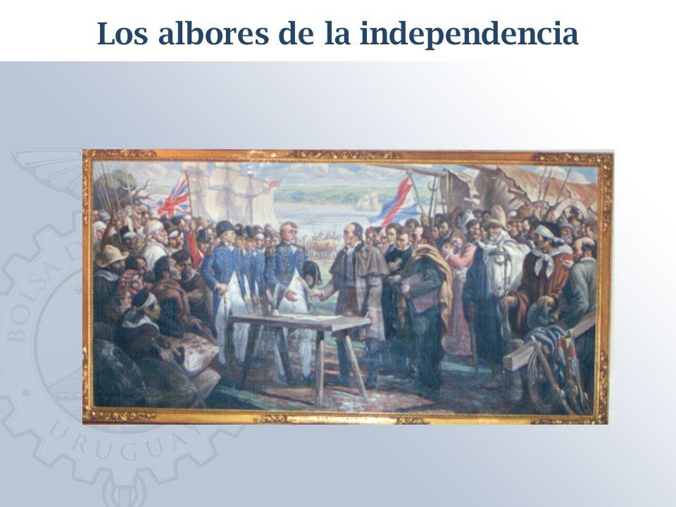 Los albores de la independencia