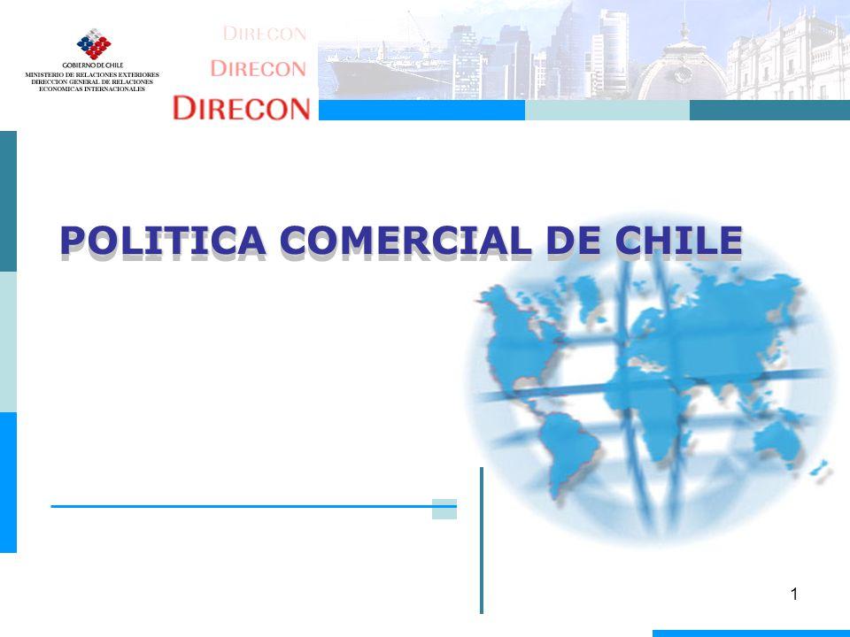 1 POLITICA COMERCIAL DE CHILE