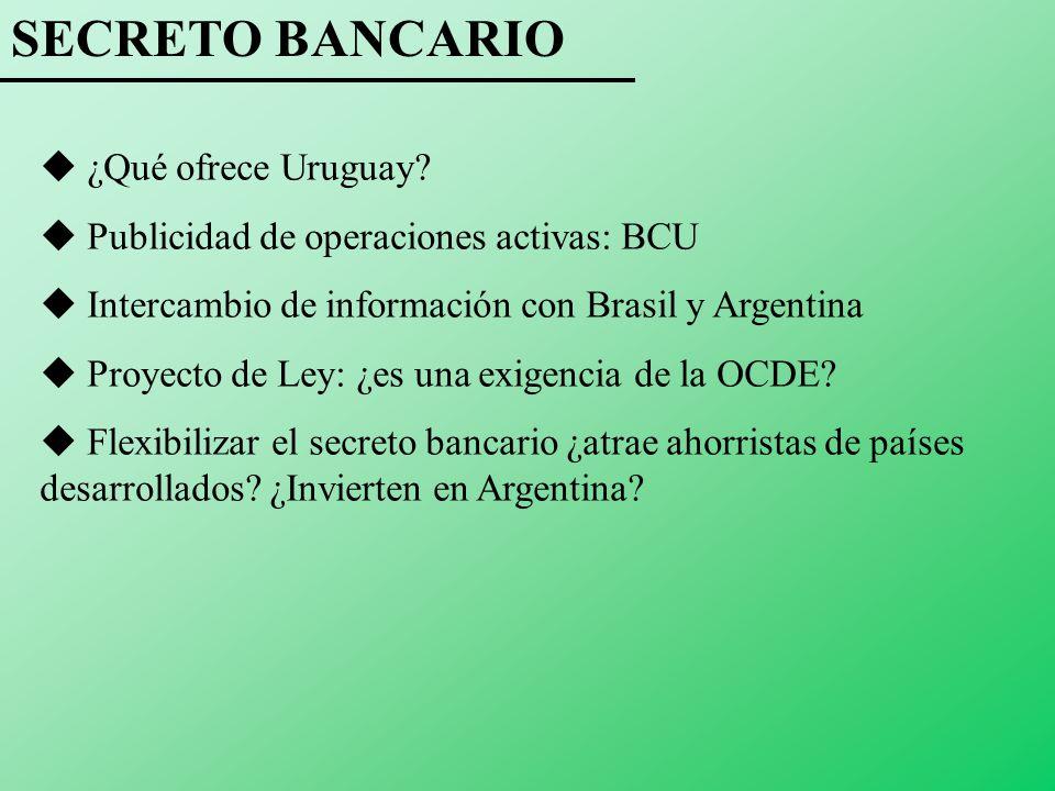 ¿Qué ofrece Uruguay.
