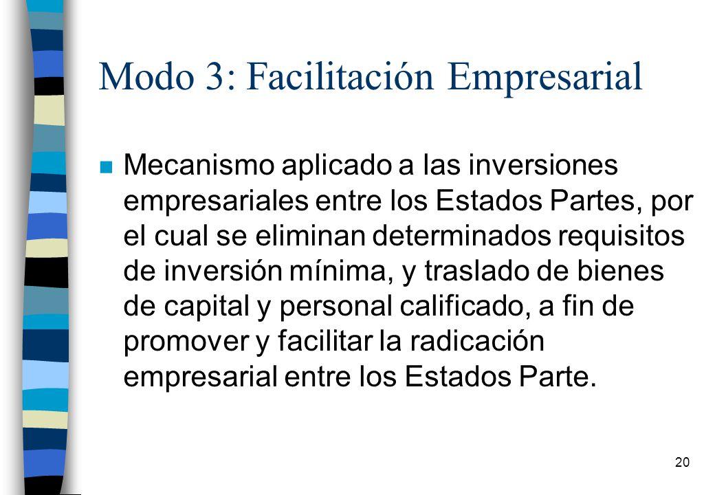 19 VISA MERCOSUR La concesión de la Visa MERCOSUR no estará sometida a ninguna prueba de necesidad económica ni a cualquier autorización previa de nat
