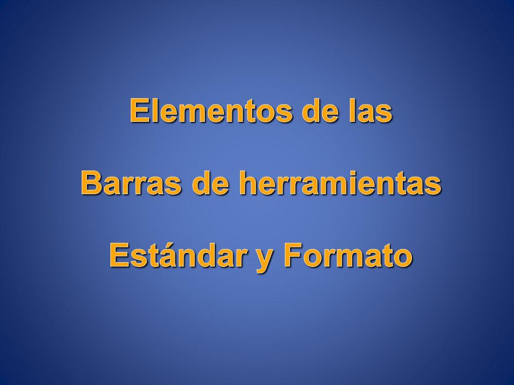 - Nuevo (Ctrl + N) - Abrir (Ctrl + A) - - Guardar - - Enviar correo Barra de herramientas Estándar - Editar Archivo - Exporta a PDF - - Imprimir - - Vista Preliminar - Ortografía y gramática (F7) - Revisión Automática - - Cortar (Ctrl + X) - - Copiar (Ctrl + C) - - Pegar (Ctrl + V) - - Pincel de formato - Deshacer - Restaurar - - Hiperenlace - - Tabla (Ctrl + F12) - Mostrar funciones de dibujo - Buscar y reemplazar (Ctrl + B) - - Navegador (F5) - - Galería - Fuentes de datos (F4) - - Caracteres no imprimible (Ctrl + F10) - - Escala
