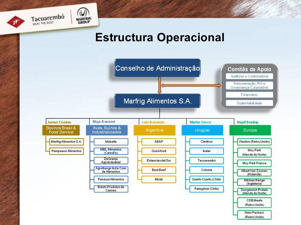 Estructura Operacional