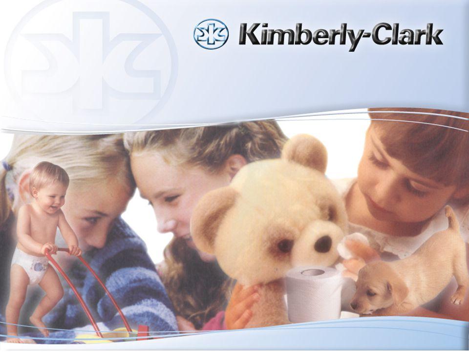 Kimberly-Clark en el mundo Kimberly-Clark cuenta con un equipo de trabajo de más de 57.000 personas alrededor del mundo, con centros de producción en 42 países y puntos de venta en más de 150 países.