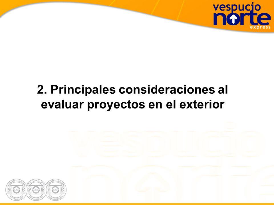 Organización Concession Company Vespucio Norte Express S.A Concession Company Vespucio Norte Express S.A Board of Directors General Manager Antonino C