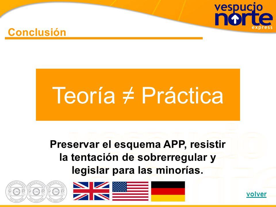 Práctica: Garantías otorgadas por el Estado Chileno RNMI RNVM RNUT Deficiencias de funcionamiento Problemas de operación