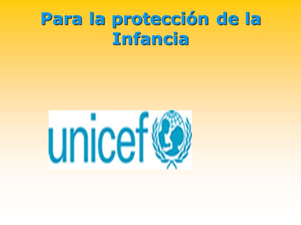 Para la protección de la Infancia
