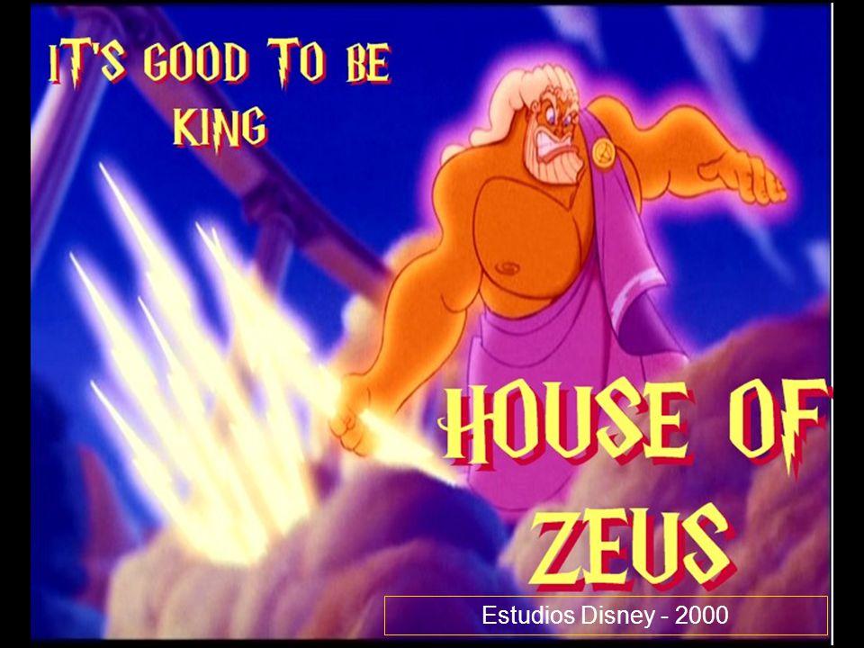 Estudios Disney - 2000