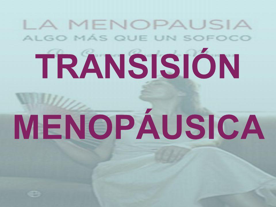 TRANSISIÓN MENOPÁUSICA