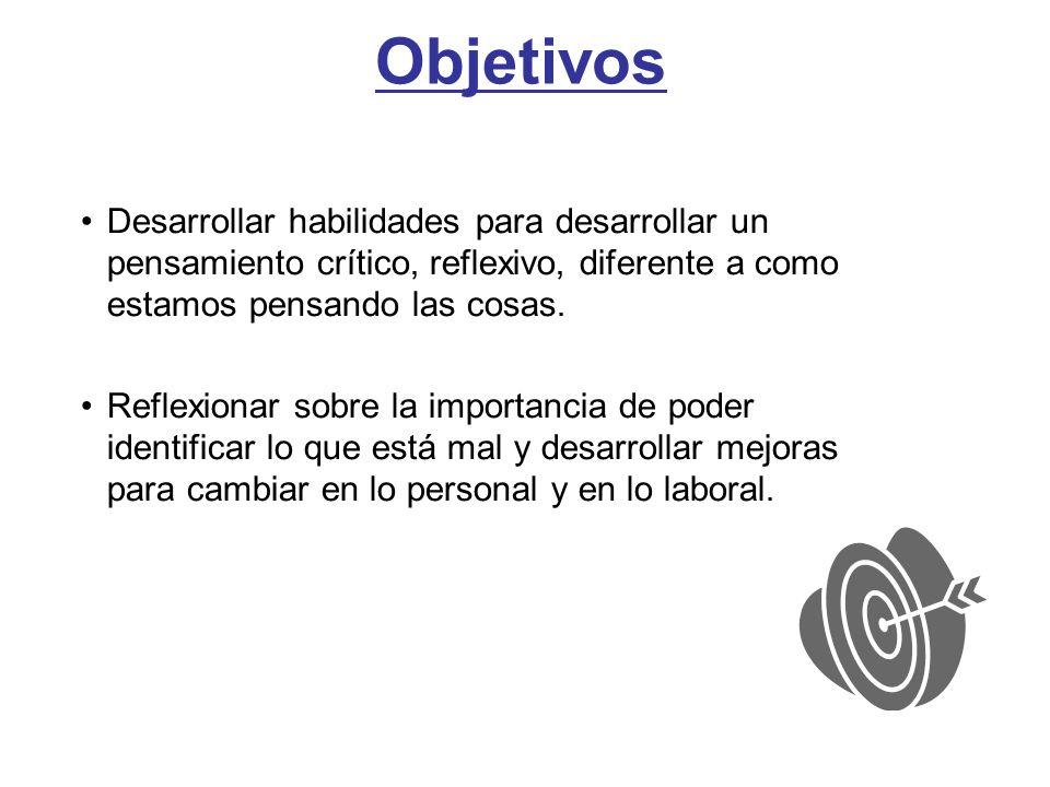 4) Presentación de la idea.Presentar los beneficios para TODOS.