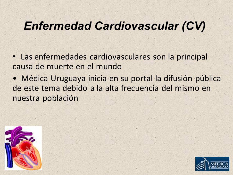 Que son las enfermedades cardiovasculares.