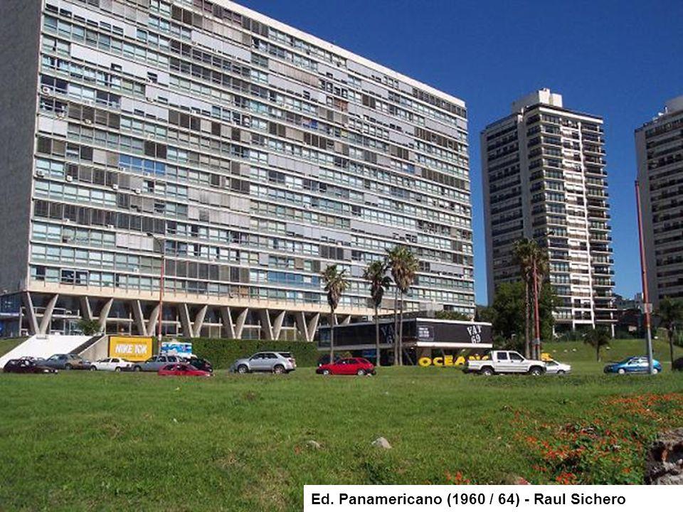 Ed. Panamericano (1960 / 64) - Raul Sichero