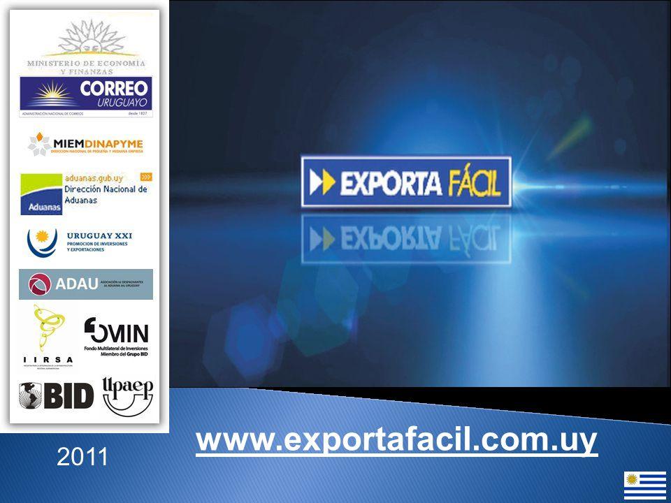 2011 www.exportafacil.com.uy
