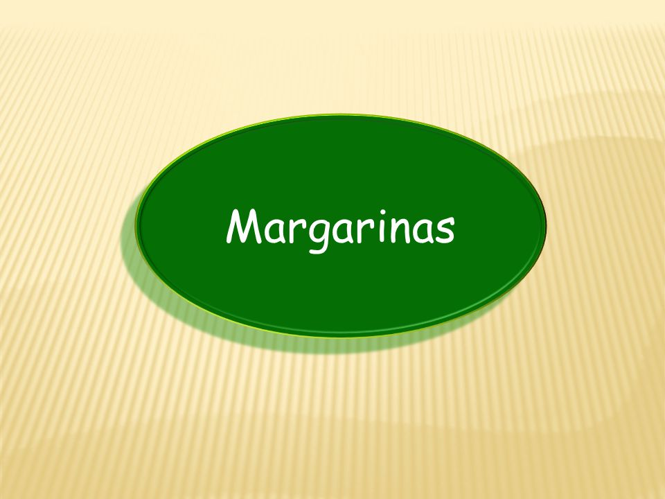 Margarinas