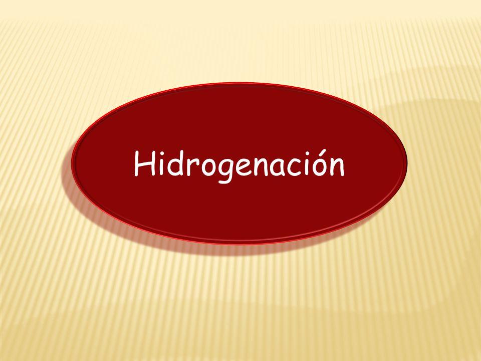 Hidrogenación