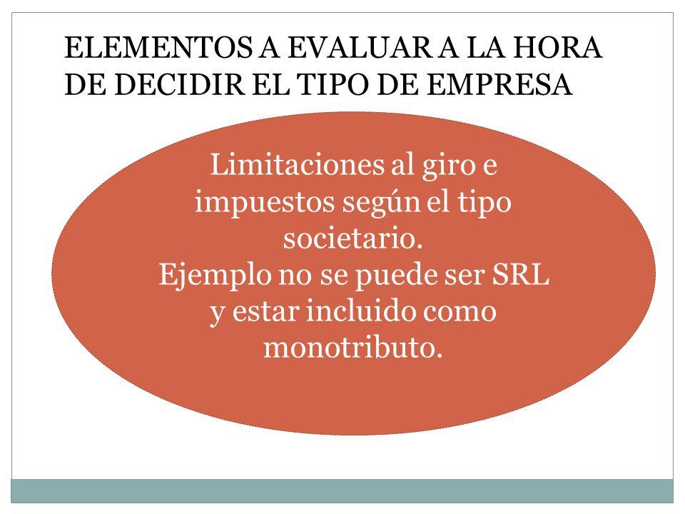 SOCIEDADES DE RESPONSABILIDAD LIMITADA (S.R.L.) Tiene la ventaja de la limitación de la responsabilidad de los socios.