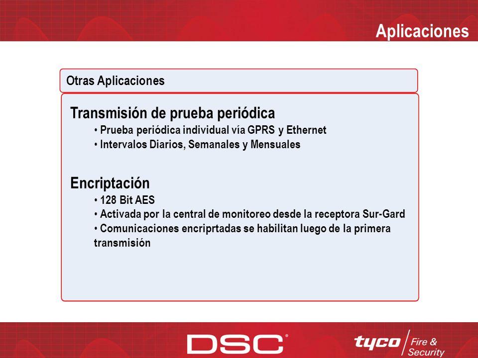 Aplicación GS/IP Enrutamiento de llamadas Modo redundante: 4 Receptores – (Redundancia entre GSM/GPRS y Ethernet/Internet)