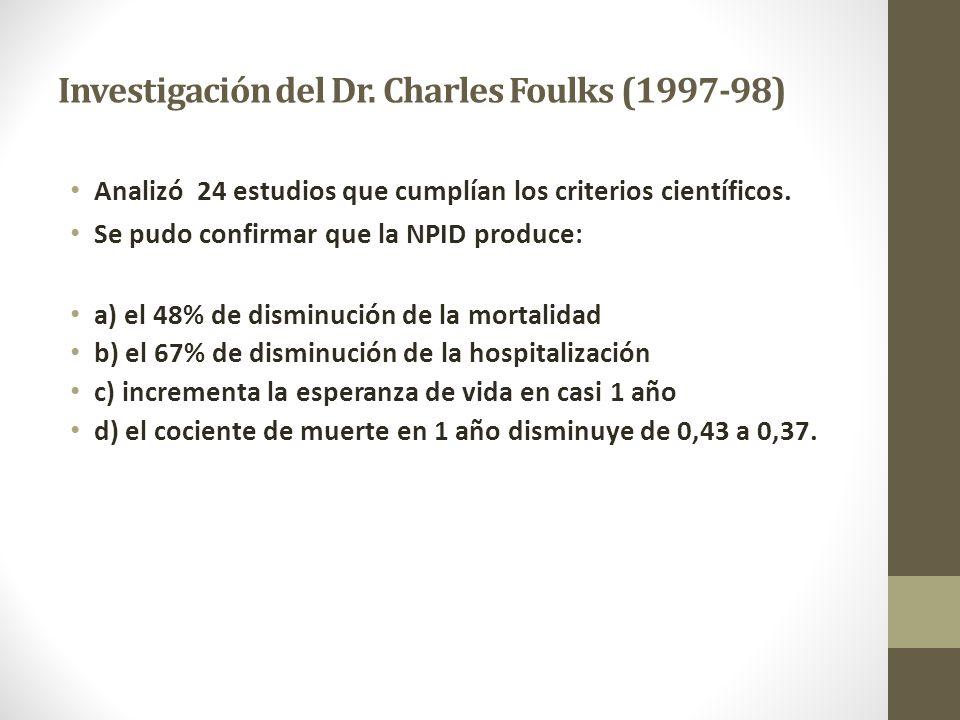 Investigación del Dr.