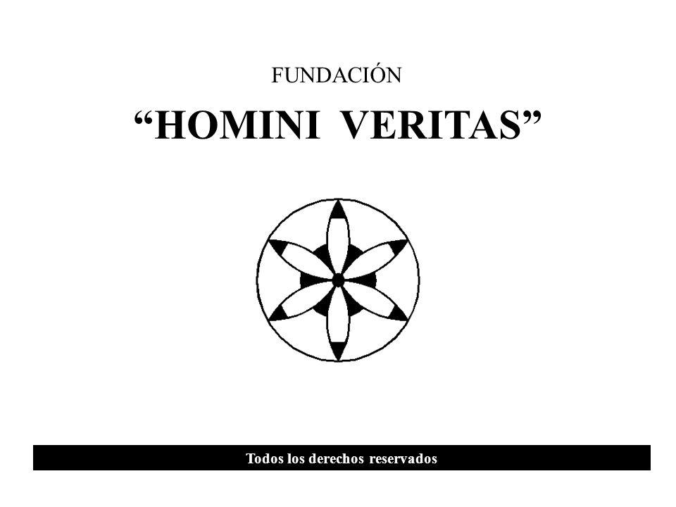 HOMINI VERITAS FUNDACIÓN Todos los derechos reservados