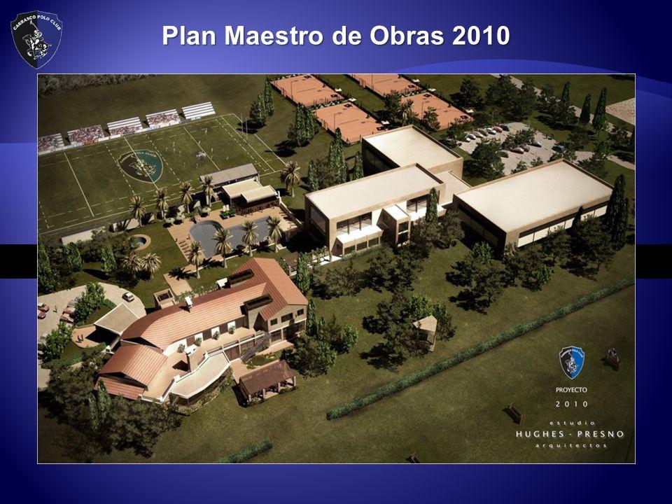 Plan Maestro de Obras 2010