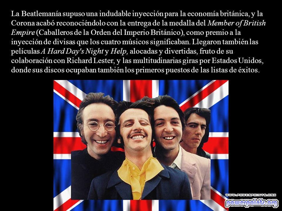 Tras sus grandes éxitos de 1963, los Beatles lo ocuparon todo, hasta tal grado que hoy resulta difícil de entender cómo una sociedad tan estable como