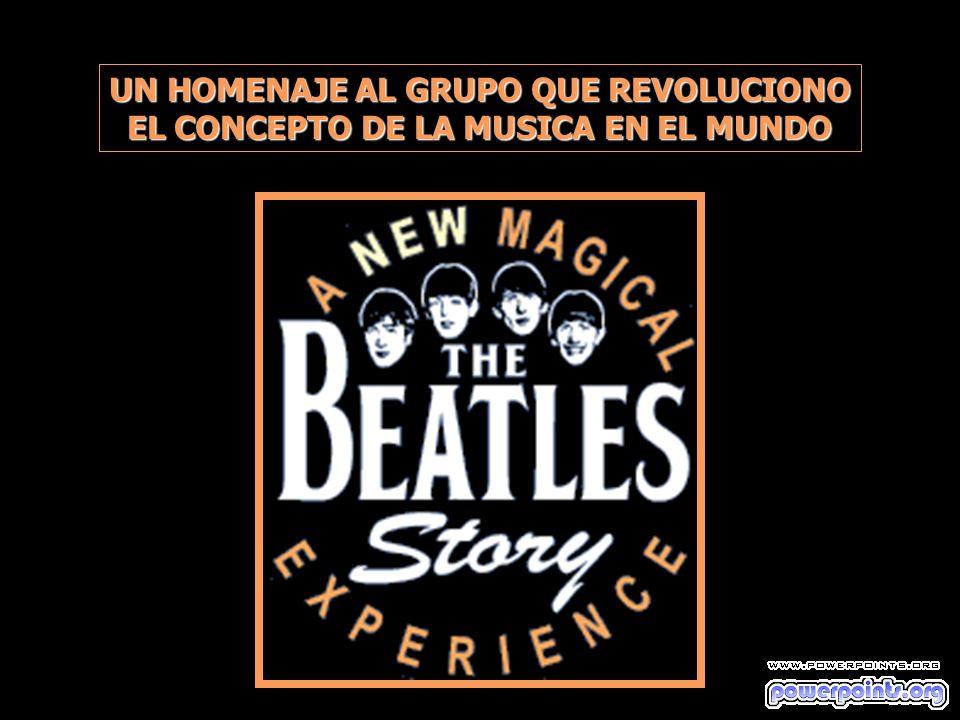 Música: Imagine/John Lennon ESTA ES UNA PRESENTACION PARA QUE CONOZCAN AL GRUPO QUE REVOLUCIONO LA MUSICA EN TODO EL MUNDO, PONGANSE COMODOS Y DISFRUT