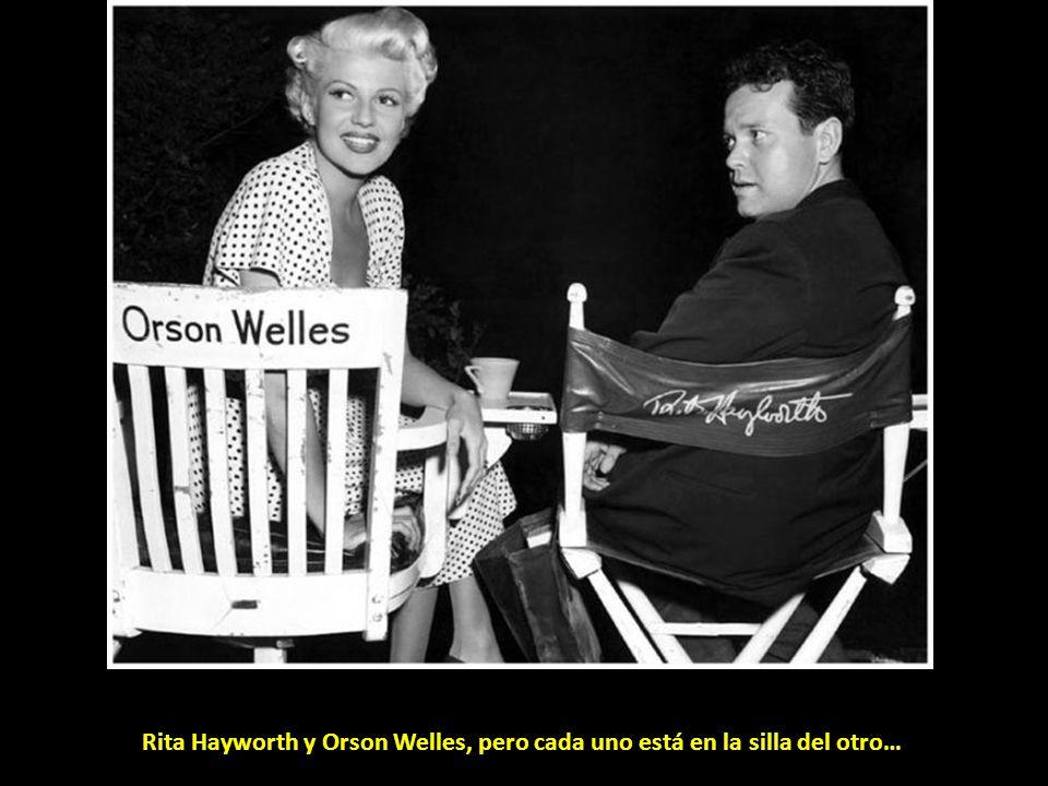 Howard Hawks, Angie Dickinson y sus piernas en el rodaje de Río Bravo.