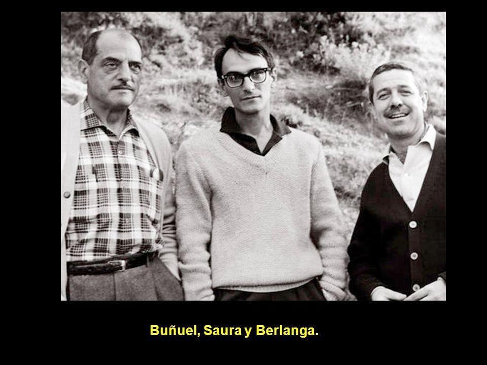 Buster, Stan y Ollie.