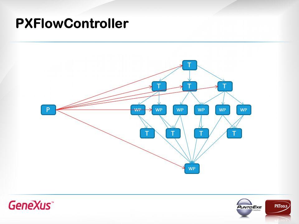 PXFlowController T TTT WP P TTTT