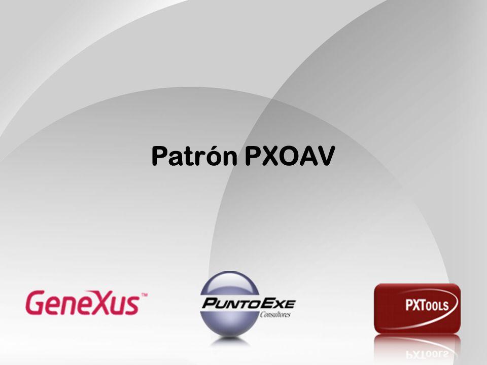 Patrón PXOAV