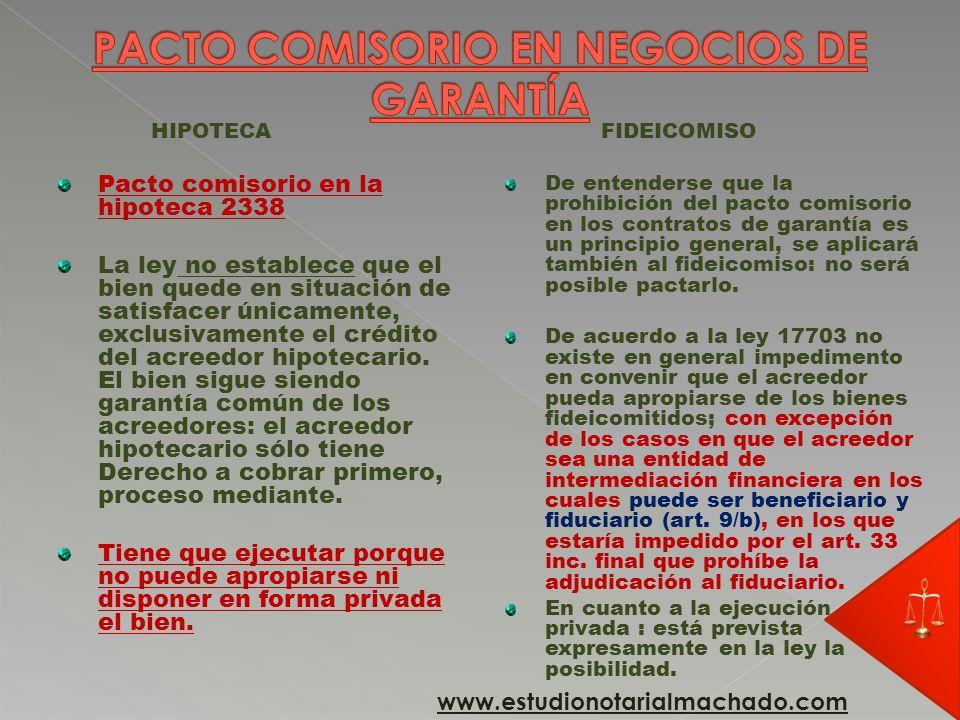 HIPOTECA El dueño puede enajenar y arrendar (2328).