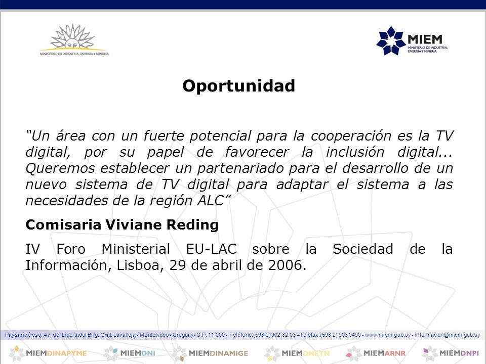 Paysandú esq. Av. del Libertador Brig. Gral. Lavalleja - Montevideo - Uruguay- C.P.